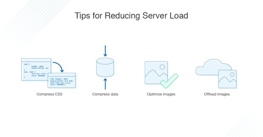 tips to reduce server load