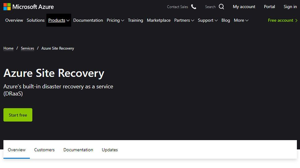 Best Disaster Recovery Solutions – Azure